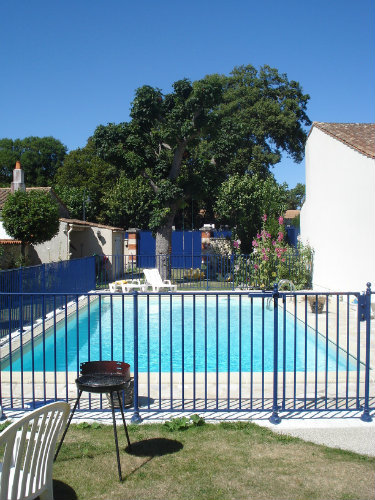 Gite Angoulins - 2 people - holiday home  #51222