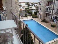 Appartement Ampuriabrava - 6 personnes - location vacances  n°51227