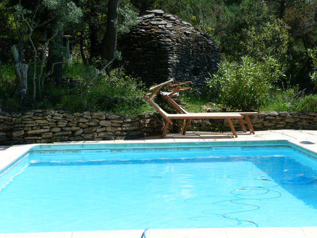 House in Saumane de vaucluse - Vacation, holiday rental ad # 51233 Picture #16