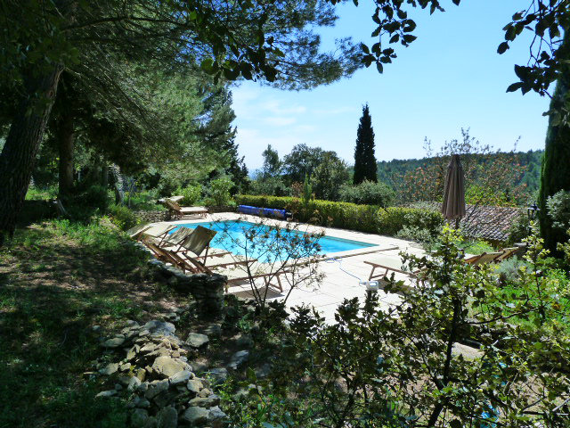 House in Saumane de vaucluse - Vacation, holiday rental ad # 51233 Picture #17