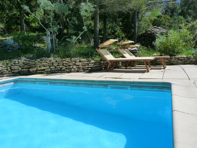 House in Saumane de vaucluse - Vacation, holiday rental ad # 51233 Picture #18