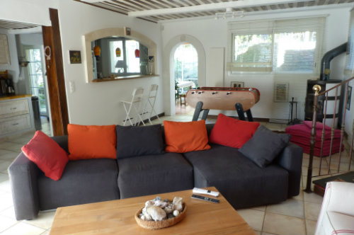 House in Saumane de vaucluse - Vacation, holiday rental ad # 51233 Picture #2