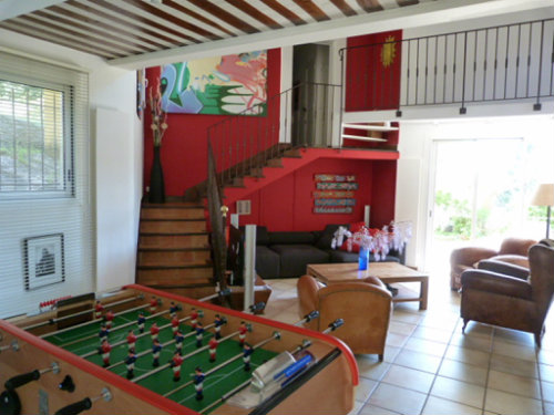 House in Saumane de vaucluse - Vacation, holiday rental ad # 51233 Picture #3