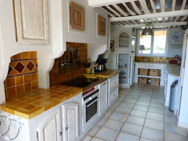 House in Saumane de vaucluse - Vacation, holiday rental ad # 51233 Picture #4