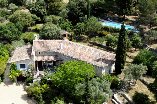House in Saumane de vaucluse - Vacation, holiday rental ad # 51233 Picture #0