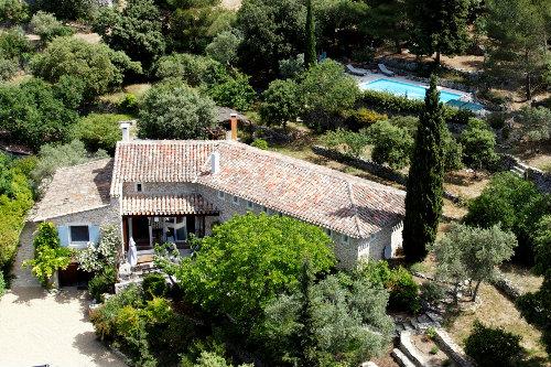 Maison Saumane De Vaucluse - 11 personnes - location vacances  n°51233