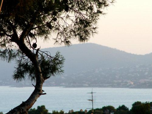 Saint-raphaël -    vue sur mer