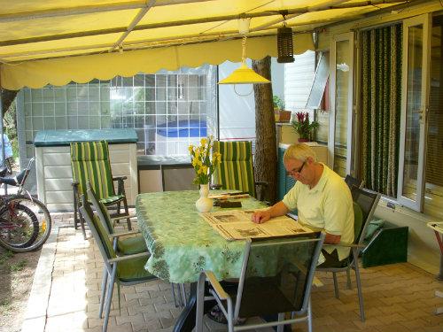 Mobil-home 4 personnes Valras Plage - location vacances  n°51318