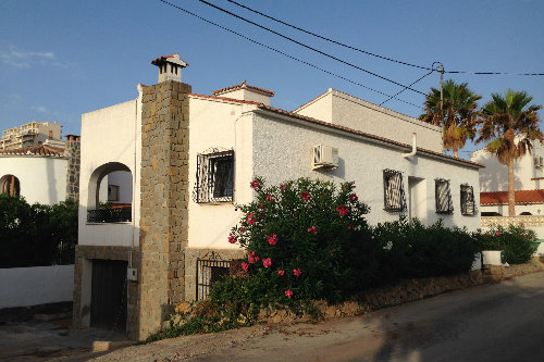 House in Calpe for   6 •   with terrace