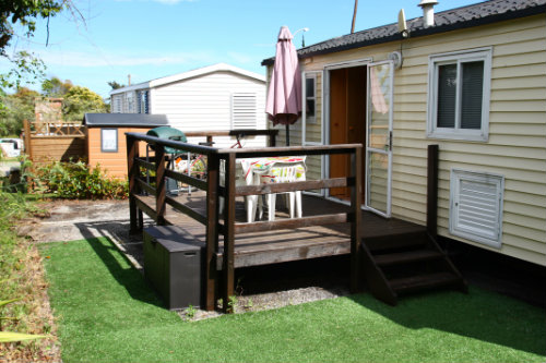 Mobile home Mandelieu La Napoule - 6 people - holiday home  #51323