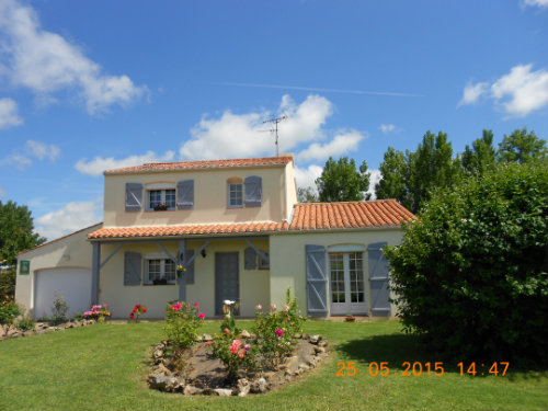 Gite Sallertaine  - 6 people - holiday home  #51329