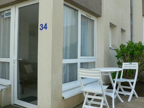 Appartement 4 personnes Trevou Treguignec - location vacances  n°51337