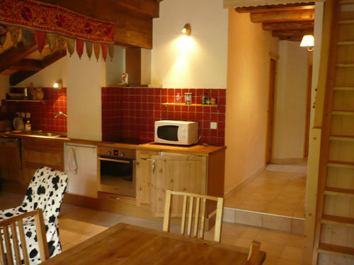 Flat in Pralognan la Vanoise - Vacation, holiday rental ad # 51340 Picture #2