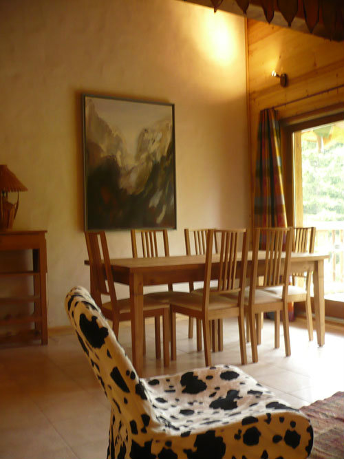 Flat in Pralognan la Vanoise - Vacation, holiday rental ad # 51340 Picture #3