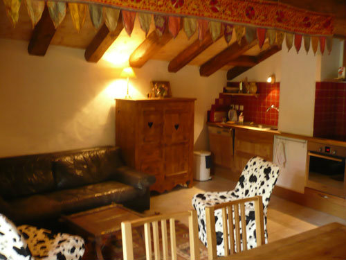 Flat in Pralognan la Vanoise - Vacation, holiday rental ad # 51340 Picture #4