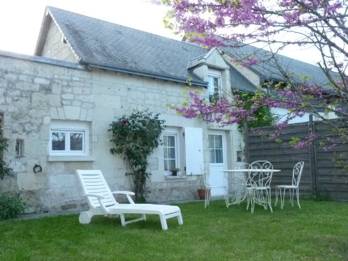 House Beaumont En Véron - 4 people - holiday home