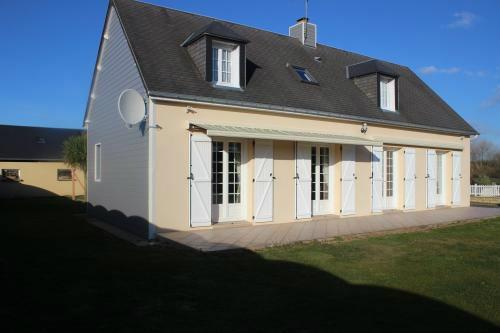Huis in Pirou voor  8 •   4 slaapkamers