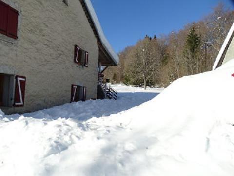 Gite Echallon - 8 personnes - location vacances  n°51383