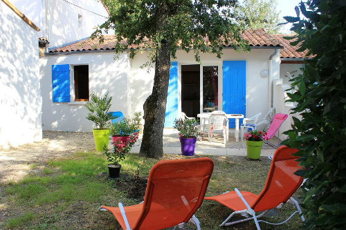House in Breuillet - Vacation, holiday rental ad # 51419 Picture #0