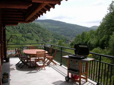 Chalet 12 personnes La Bresse - location vacances  n�51435