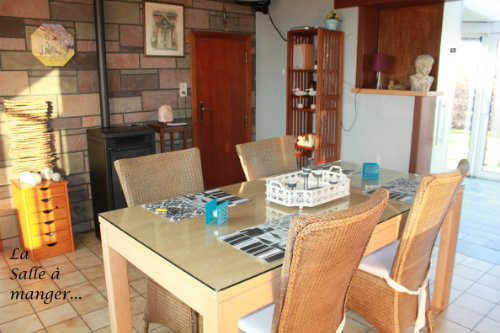 Maison Hollebeke - 4 personnes - location vacances  n°51452