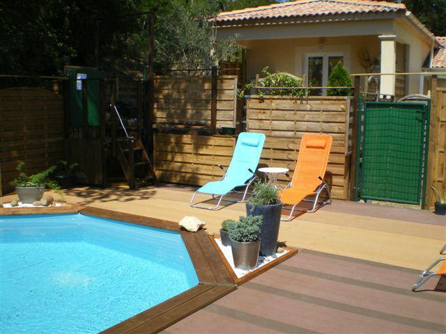 Montelimar -    avec piscine partagée