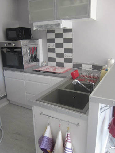 House in Vannes - Vacation, holiday rental ad # 51473 Picture #2
