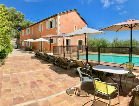 House in BEAUCAIRE - Vacation, holiday rental ad # 51477 Picture #1