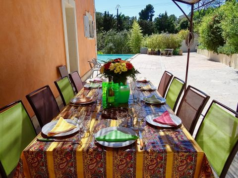House in BEAUCAIRE - Vacation, holiday rental ad # 51477 Picture #2