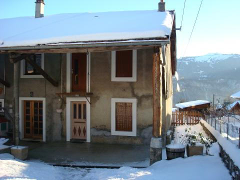 House in Nancy sur Cluses - Vacation, holiday rental ad # 51493 Picture #4