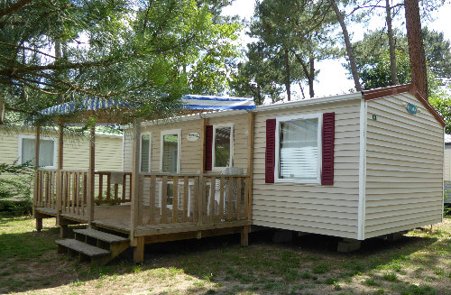 Mobile home Les Mathes - 6 people - holiday home  #51519