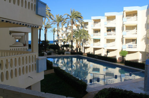 Flat in Denia - Vacation, holiday rental ad # 51533 Picture #1