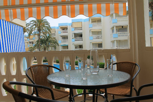 Flat in Denia - Vacation, holiday rental ad # 51533 Picture #9