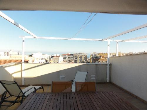 Appartement à Sant carles de la rapita pour  6 •   vue sur mer   n°51551
