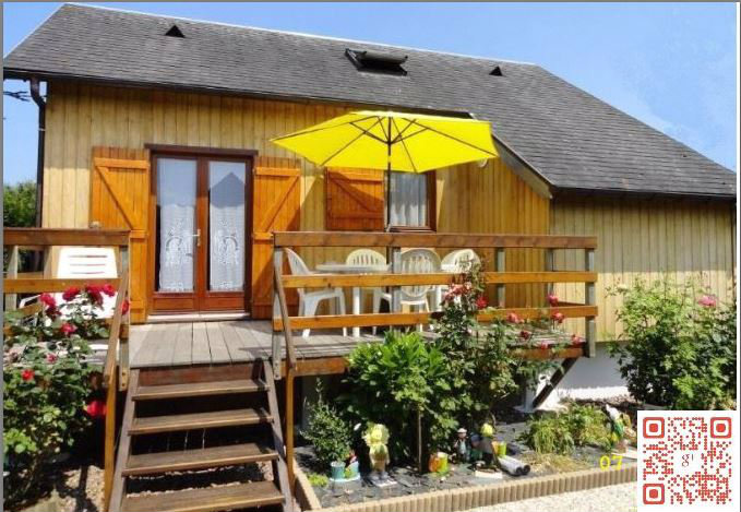 Chalet Cabourg - 6 people - holiday home  #51572