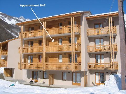 Appartement 4 personen Pelvoux - Vakantiewoning  no 51577