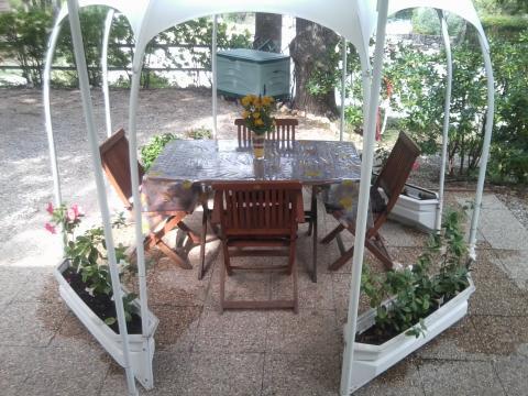 Chalet Aiguines - 4 personnes - location vacances  n°51588