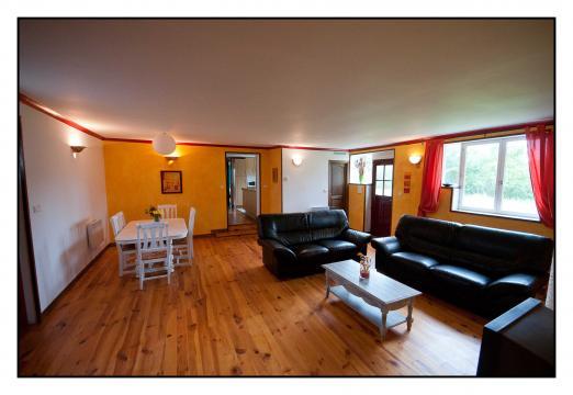 Gite La Boussac ( Mont St Michel) - 6 personnes - location vacances  n°51640