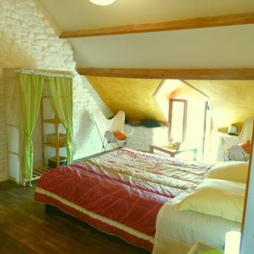 Bed and Breakfast in la boussac - Vacation, holiday rental ad # 51641 Picture #2
