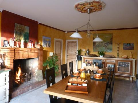Bed and Breakfast in la boussac - Vacation, holiday rental ad # 51643 Picture #4