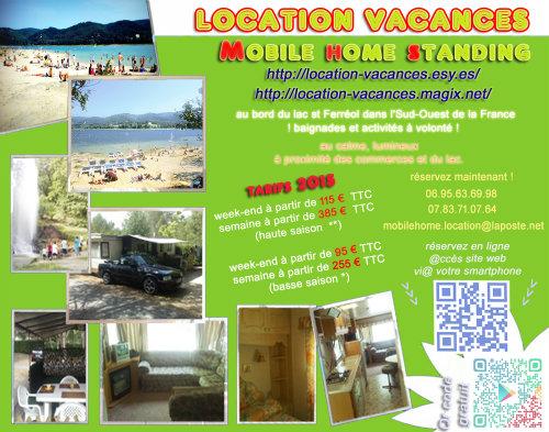 Chalet Rvel - 5 personnes - location vacances  n°51695
