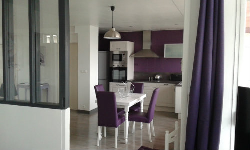 Flat in boulogne sur mer - Vacation, holiday rental ad # 51713 Picture #2