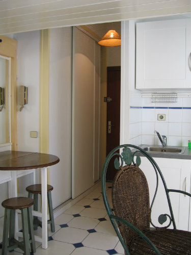 Studio in Hyères - Vacation, holiday rental ad # 51720 Picture #3