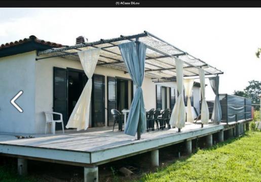 Maison Santa Lucia Di Moriani - 8 personnes - location vacances  n°51750
