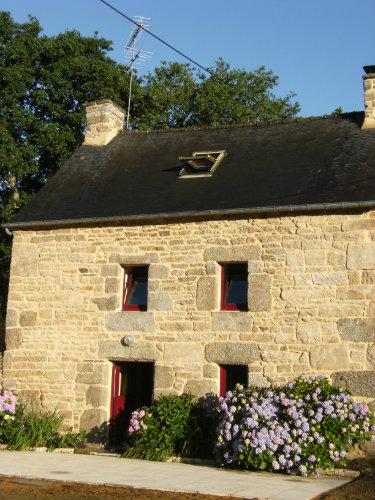Maison St Gilles Pligeaux - 4 personnes - location vacances  n°51769