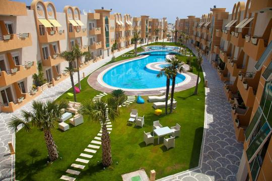 Maison Sousse - 5 personnes - location vacances  n°51797