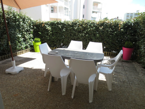 Flat in ST PALAIS SUR MER - Vacation, holiday rental ad # 51808 Picture #2