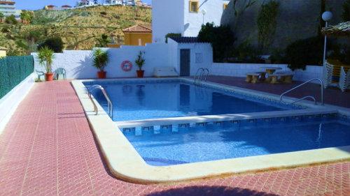 Apartamento en Ciudad quesada rojales para  5 •   con piscina compartida  n°51817