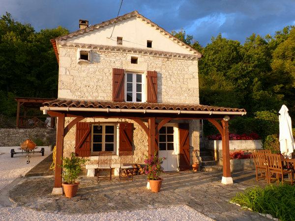 Gite Montcuq - 6 personnes - location vacances  n°51834