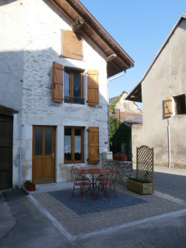 Gite St Champ Chatonod - 3 people - holiday home